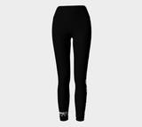 Never Quit Leggings with Fold-Over Waistband