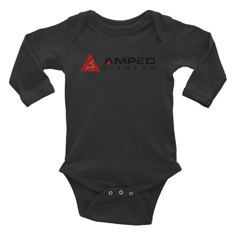 Amped Baby Long Sleeve Bodysuit