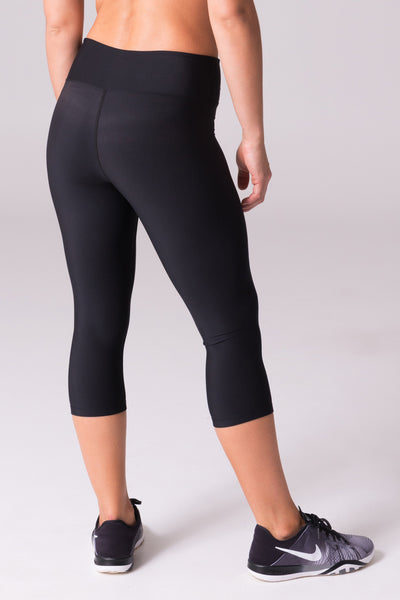 made in canada basic cropped leggings private label sourcing made in canada