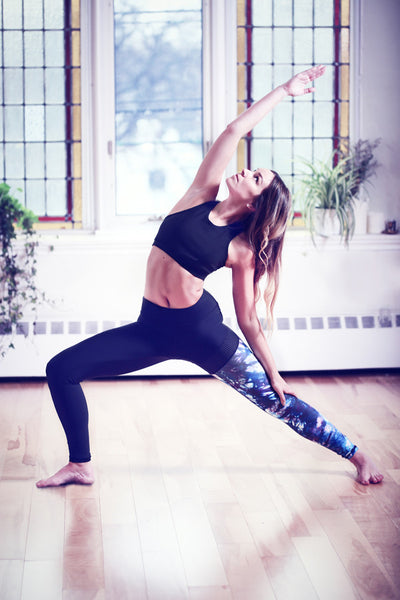 DAUB ACTIVE Signature Legging in Orchid activewear athleisure misfits studio barre yoga pilates sports bra apparel