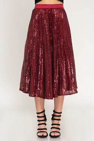 The Perfect Glam Squad Skirt (More Colours)