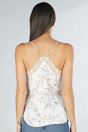Date Night Cami Floral
