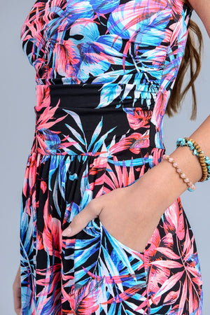 Best Seller Floral Maxi Dress
