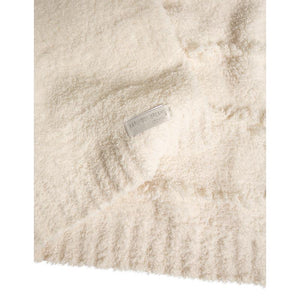 Barefoot Dreams Placed Fringe Blanket