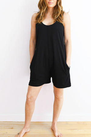 Smash & Tess Shorty Romper (Full Back)