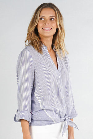 Kate Button Down Blouse