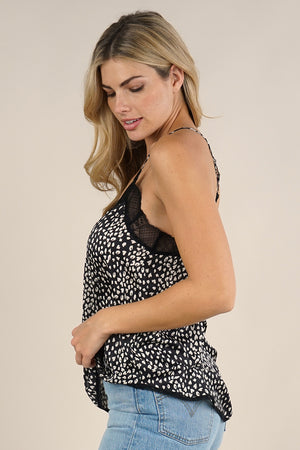 New Leopard Date Night Cami Fall 2020