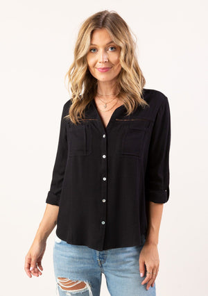 The Overtime Blouse