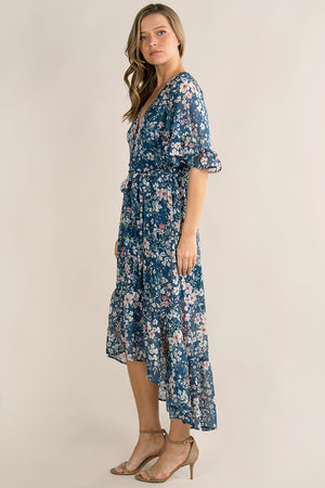 Chrissy Floral Dress