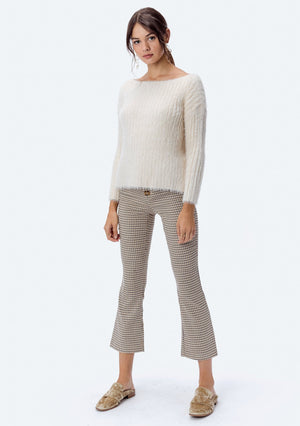 Boatneck Ultra Cozy Sweater