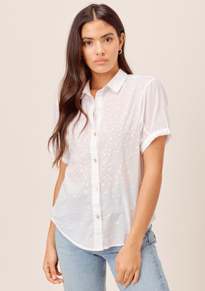 Starry Summer Nights Blouse
