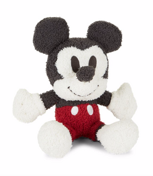 Barefoot Dreams Mickey/Minnie Stuffed Animal