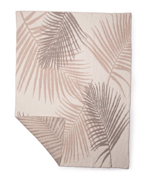Barefoot Dreams Palm Leaf Blanket