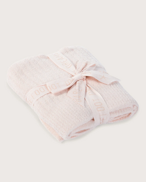 Barefoot Dreams CozyChic Lite Ribbed Baby Blanket