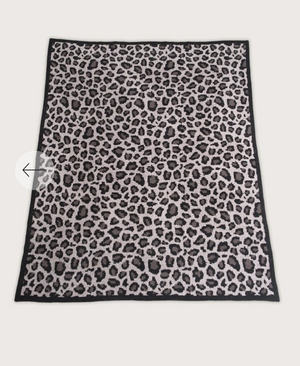Barefoot Dreams Safari Blanket