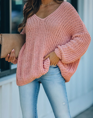 The Sierra Sunshine Sweater PREORDER