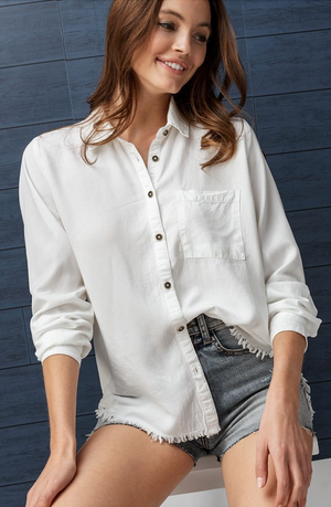 The Perfect Spring Blouse