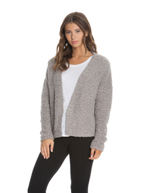 Barefoot Dreams Boucle Cardigan