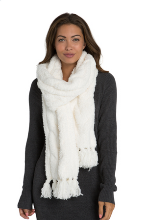 Barefoot Dreams Ultra Lux Scarf