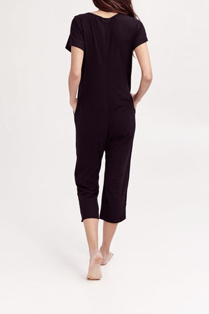 Smash & Tess Thursday Romper Black