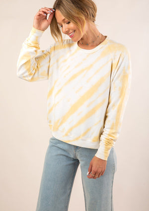 Tie Dye Dream Sweater