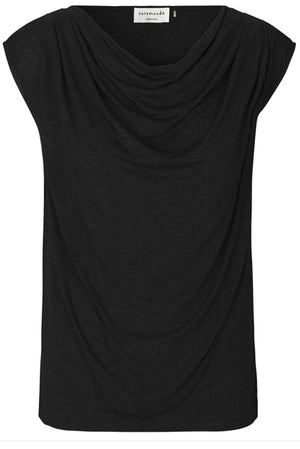 Rosemunde Perfect Drape Tee