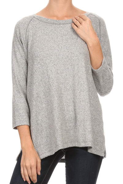 Freeloader Relaxed Sweater