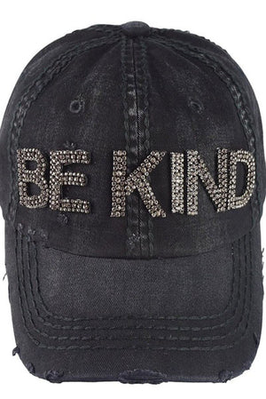 Be Kind Summer Ball Cap