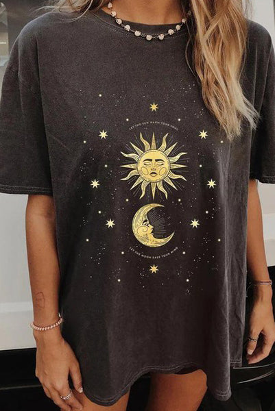 The Sun and The Moon Tee