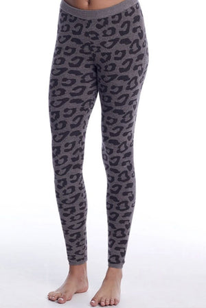 Barefoot Dreams In the Wild Leggings Carbon