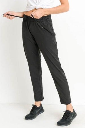 Essential 4 Way Stretch Drawstring Joggers