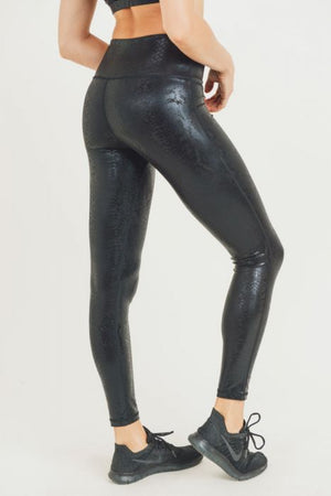 Obsidian High Rise Leggings