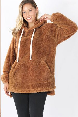 Cozy Teddy Bear Sweater