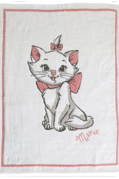 Barefoot Dreams Ltd Edition Aristocats Blanket