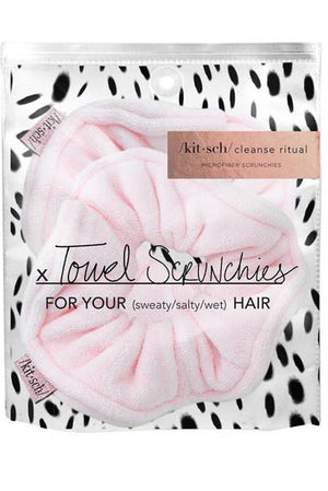 Microfiber Towel Scrunchies!