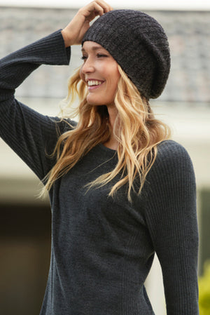 Barefoot Dreams Slouchy Beanie