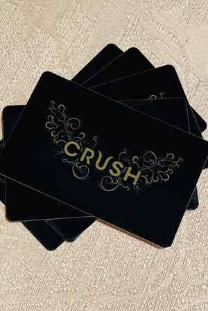 Crush Gift Card