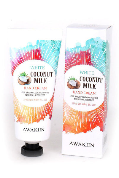 Coconut Milk Hand Cream