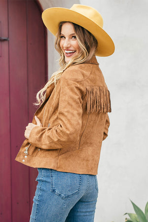 Wild West Vegan Jacket