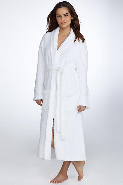Barefoot Dreams Famous Robe White