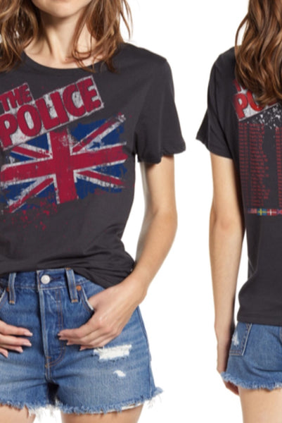 The Police Vintage Tee