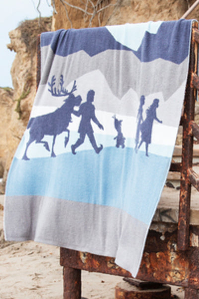 Barefoot Dreams Frozen Blanket (Very Limited)