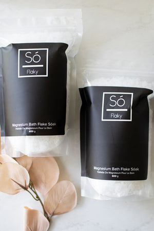So Luxury Pure Magnesium Bath Soak