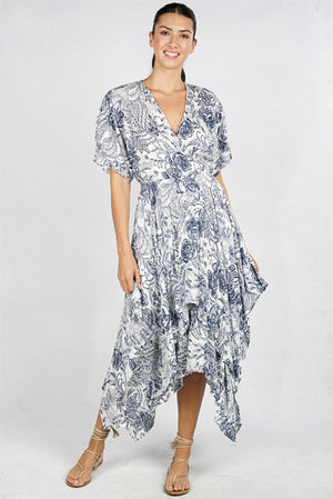 Fairy Bottom Floral Dress