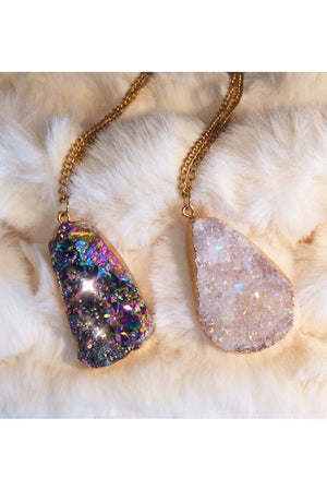 Unicorn Quartz Necklace