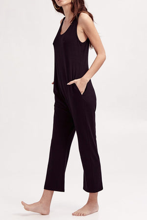 Smash & Tess Tuesday Romper Black