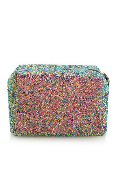 High Quality Glitter Cosmetic Bag