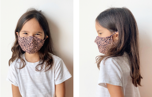 Luxury Kids Face Mask