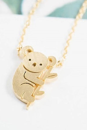 Little Koala Necklace