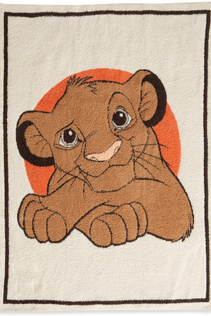 Barefoot Dreams Disney Lion King Baby Blanket
